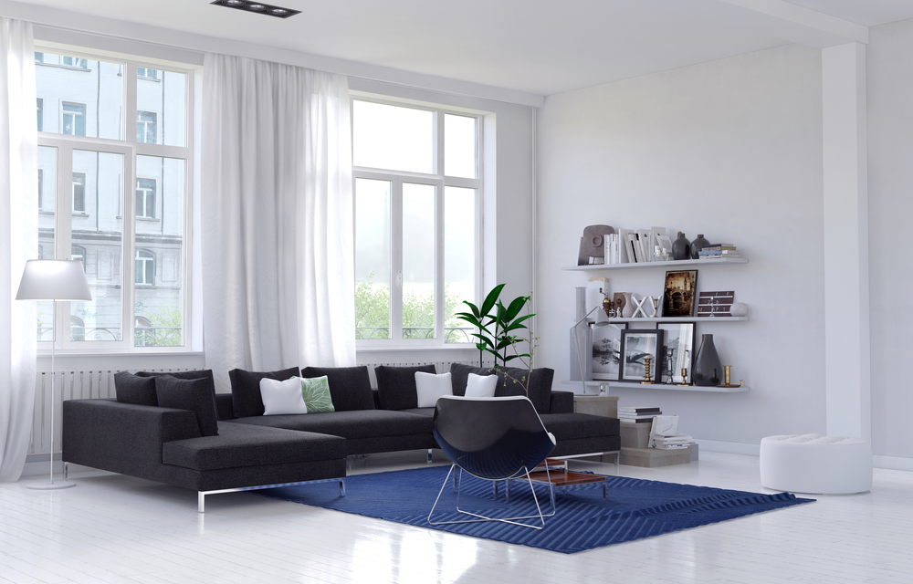 How to arrange living room furniture for Ways to arrange a small living room